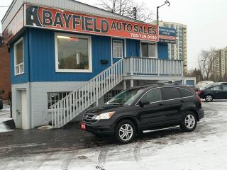 Used 2010 Honda CR-V EX-L AWD **Leather/Sunroof/1 Owner** for sale in Barrie, ON