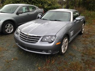 Used 2004 Chrysler Crossfire LTD for sale in Sherbrooke, QC