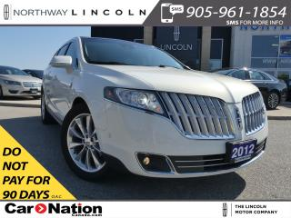 Used 2012 Lincoln MKT EcoBoost | NAV | PANO ROOF | REAR CAM | LEATHER for sale in Brantford, ON