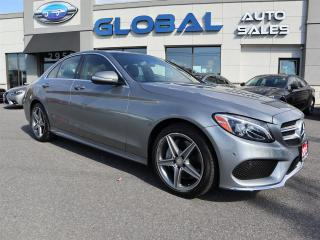 Used 2015 Mercedes-Benz C 300 4MATIC Sedan NAV. SAT RADIO . MORE.... for sale in Ottawa, ON