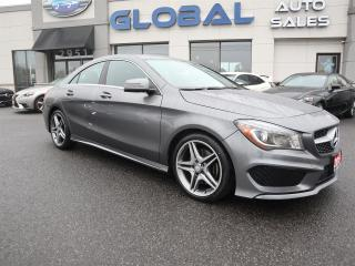 Used 2015 Mercedes-Benz CLA250 4MATIC AMG STYLING PKG. . NAV. MORE.... for sale in Ottawa, ON
