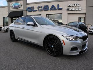 Used 2014 BMW 335i X DRIVE M-PERFORMANCE & M-SPORT PKG. for sale in Ottawa, ON
