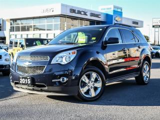 Used 2015 Chevrolet Equinox 2LT, AWD, LEATHER, NAV, SUNROOF for sale in Ottawa, ON