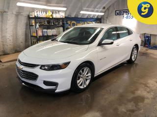 Used 2017 Chevrolet Malibu 1LT * On star * 4G LTE wifi * Push button ignition * Hands free steering wheel * Phone connect * Voice recognition * Reverse camera * Keyless entry/pa for sale in Cambridge, ON