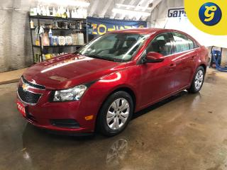 Used 2014 Chevrolet Cruze 1LT * On star * Remote start * Steering wheel Control * Phone connect * Voice recognition * Reverse camera * Keyless entry * Climate control * Cruise for sale in Cambridge, ON