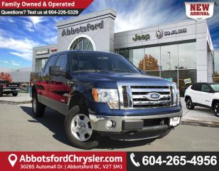 Used 2012 Ford F-150 XLT *ACCIDENT FREE* *LOCALLY DRIVEN* for sale in Abbotsford, BC