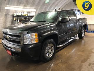 Used 2009 Chevrolet Silverado 1500 LS * Crew Cab 4WD * On Star * Trip computer * Climate control * Cruise control * Traction control * Auto headlight * Tow hitch w/ 6 pin connect * Tow for sale in Cambridge, ON