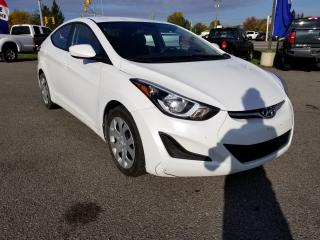 Used 2016 Hyundai Elantra GL for sale in Kemptville, ON
