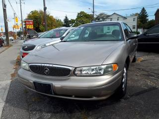 Used 1999 Buick Century CUSTOM for sale in Scarborough, ON
