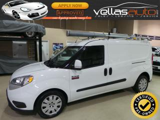 Used 2015 RAM ProMaster City SLT| UCONNECT| ROOF RACK| SHELVING for sale in Vaughan, ON