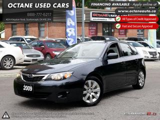 Used 2009 Subaru Impreza 2.5 i Drives SMOOTH! Very Clean! for sale in Scarborough, ON