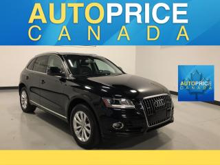 Used 2015 Audi Q5 2.0T Progressiv NAVIGATION|PANOROOF|LEATHER for sale in Mississauga, ON