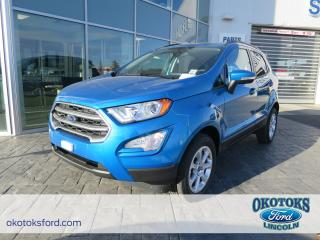 New 2018 Ford EcoSport 2.0l TI-VCT GDI I-4 Engine, Cold Weather Package, SE Convenience Package for sale in Okotoks, AB