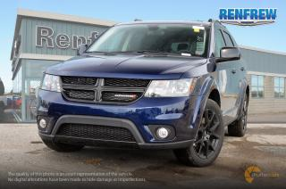 New 2018 Dodge Journey 2018 Dodge Journey SXT Blacktop Package 7-Passenger AWD SUV for sale in Renfrew, ON