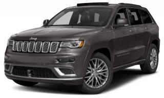 New 2018 Jeep Grand Cherokee Summit for sale in Surrey, BC