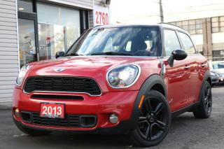 Used 2013 MINI Cooper Countryman Cooper S Panoramic. Navigation. AWD. Very Clean for sale in Toronto, ON