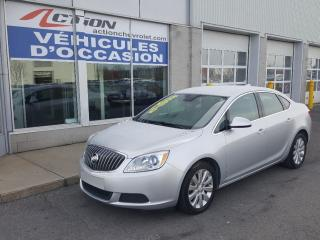 Used 2015 Buick Verano A/c,mag,4 G,gr for sale in St-Hubert, QC