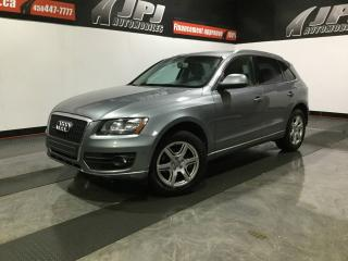 Used 2011 Audi Q5 quattro 4 portes 2,0L Premium Plus for sale in Carignan, QC