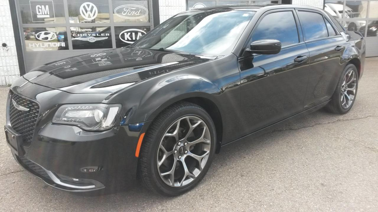 2015 Chrysler 300 In Guelph Royal City Fine Cars 200 Tinted Windows