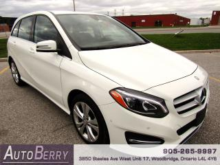 Used 2015 Mercedes-Benz B-Class B250 - FWD - Navi - Blind Spot for sale in Woodbridge, ON