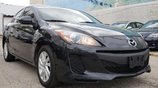 Used 2013 Mazda MAZDA3 GS-SKY CERT. 2 YRS WARR. for sale in Etobicoke, ON