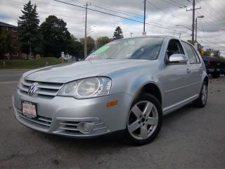 Used 2008 Volkswagen City Golf for sale in Whitby, ON