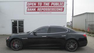 Used 2014 Maserati Quattroporte GTS for sale in Toronto, ON