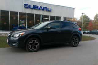 Used 2015 Subaru XV Crosstrek 2.0i w/Sport Pkg for sale in Minden, ON
