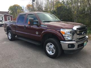 Used 2012 Ford F-250 XLT DIESEL for sale in Perth, ON