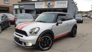 Used 2013 MINI Cooper Paceman S ALL4 for sale in Etobicoke, ON