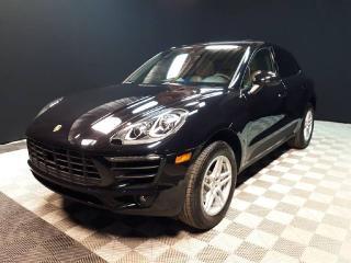New 2018 Porsche Macan for sale in Edmonton, AB