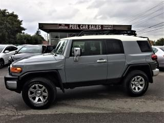 Used 2014 Toyota FJ Cruiser 4X4|PARKING AID|REARVIEW| for sale in Mississauga, ON