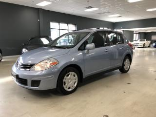 Used 2012 Nissan Versa CERTIFIED*AUTOMATIC*SUNROOF*VERY LOW KM*LIKE NEW* for sale in North York, ON
