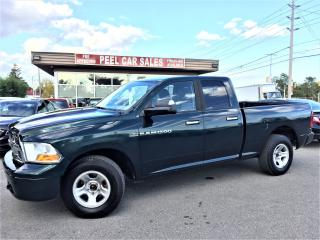 Used 2011 Dodge Ram 4DR|5.7HEMI|TOWPCKG| for sale in Mississauga, ON
