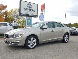 Used 2015 Volvo S60 T5 for sale in Cambridge, ON
