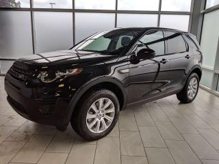Used 2019 Land Rover Discovery Sport SE - Over $55000 New, 3M Included for sale in Edmonton, AB