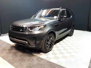 New 2019 Land Rover Discovery HSE for sale in Edmonton, AB