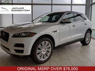 Used 2019 Jaguar F-PACE Portfolio - Original MSRP Over $76,000 for sale in Edmonton, AB