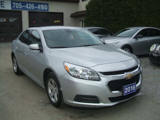 Used 2016 Chevrolet Malibu LT , Limited for sale in Beaverton, ON