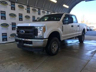 Used 2018 Ford F-350 Super Duty SRW XL- Low km's, ideal work truck! for sale in Campbell River, BC