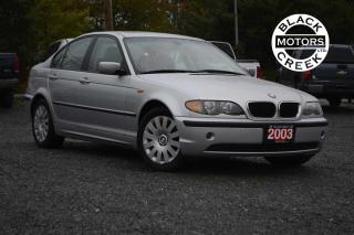 Used 2003 BMW 3 Series 320i for sale in Black Creek, BC