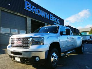 Used 2013 GMC Sierra 3500 SLT for sale in Surrey, BC