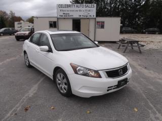 Used 2010 Honda Accord EXL for sale in Elmvale, ON