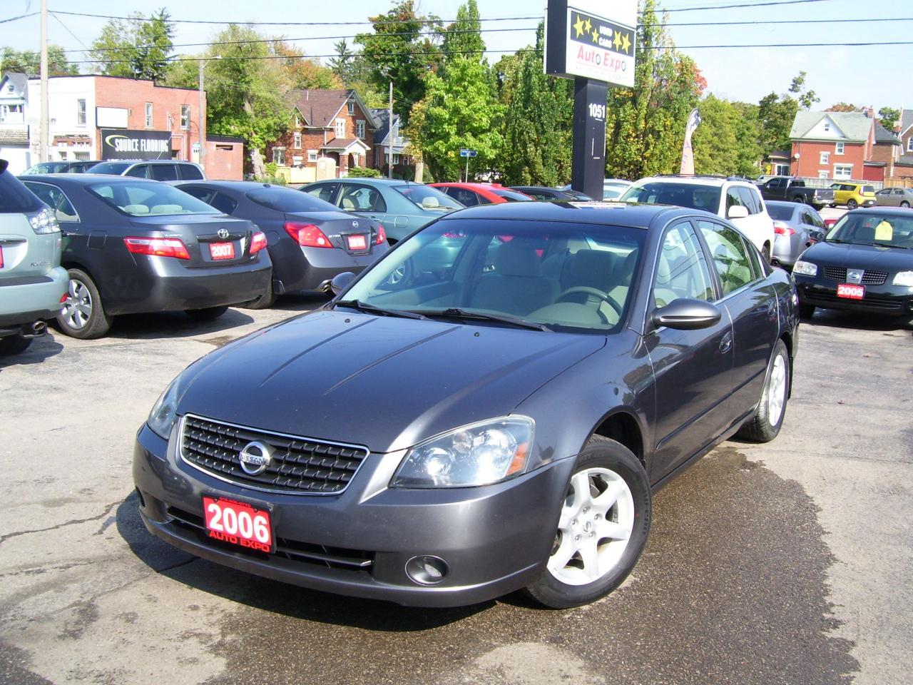 Used 2006 Nissan Altima 2.5 S,AUTO,A/C,POWER GROUP,KEY LESS,LOW KM\'S ...