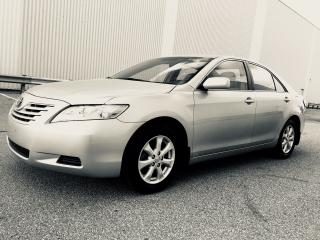Used 2007 Toyota Camry LE V6 - 93509 Kms for sale in Mississauga, ON