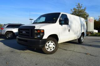 Used 2014 Ford Econoline Cargo AUTO/5.4LV8/RWD for sale in Parksville, BC