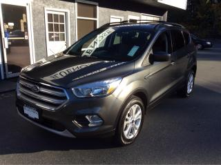 Used 2017 Ford Escape SE for sale in Parksville, BC