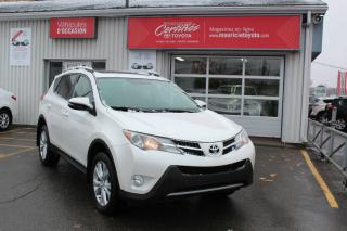 Used 2013 Toyota RAV4 Traction intégrale 4 portes Limited for sale in Shawinigan, QC