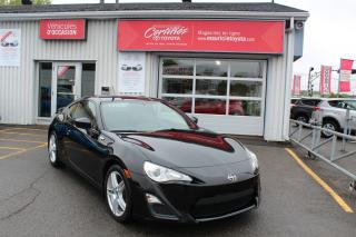 Used 2013 Scion FR-S Coupé 2 portes, boîte manuelle for sale in Shawinigan, QC