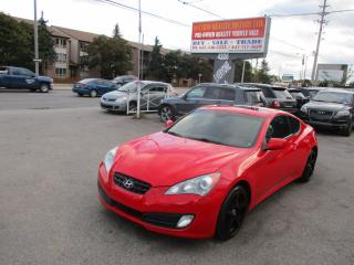 Used 2010 Hyundai Genesis Coupe GT,leather,sunroof!!! for sale in Toronto, ON